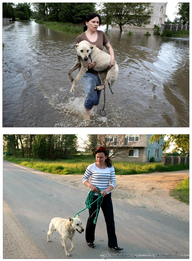 powodzianie