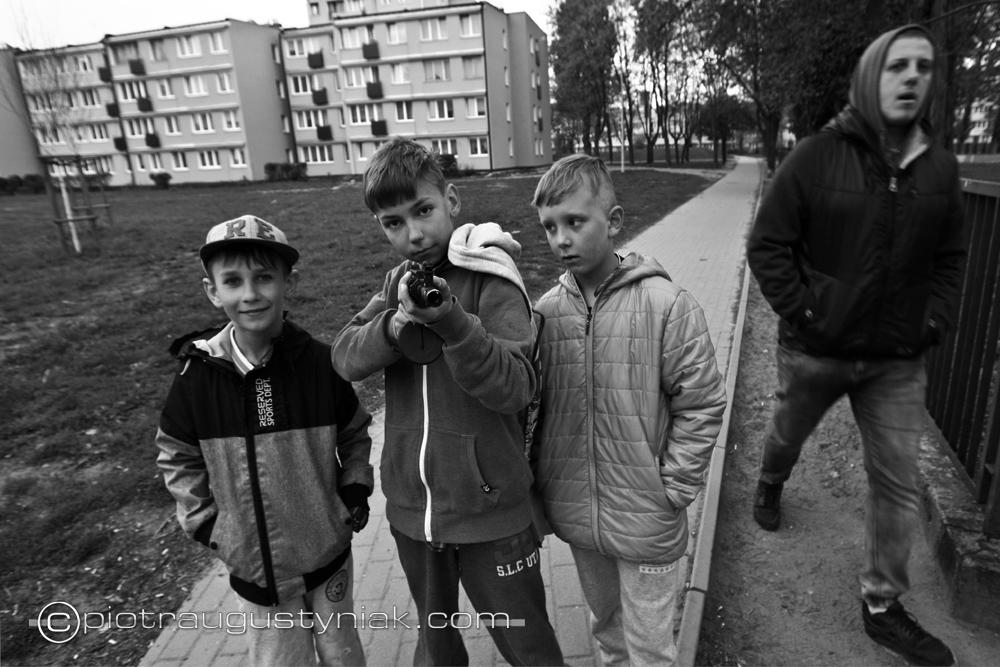chłopcy